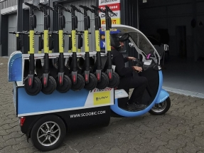 """La primera red de talleres que ofrece """"servicio de mantenimiento integral para patinetes eléctricos"""""""
