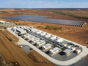 La tecnología de Saft ayuda a una mina australiana a cambiar a energía renovable