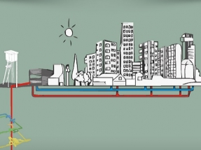 Asturias quiere aprovechar el calor de agua de mina para producir calefacción y aire acondicionado
