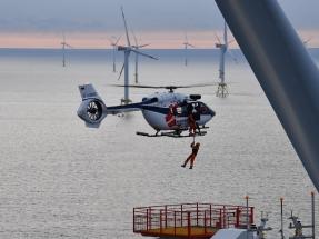 Airbus Helicópteros prepara su aterrizaje en el creciente mercado eólico marino