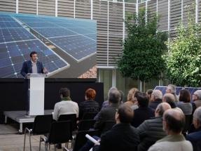 La empresa pública Eléctrica de Cádiz lanza una línea de negocio de autoconsumo fotovoltaico