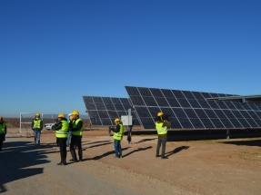 """Castilla-La Mancha se postula como el """"lugar idóneo"""" para la instalación de parques solares"""