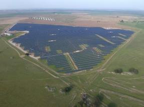 Opera ya a toda máquina el parque fotovoltaico que la portuguesa Hyperion ha impulsadoen el Alentejo