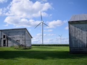 Estados Unidos ya tiene 100.000 megavatios de potencia eólica instalada