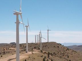 Nuevo máximo de potencia eólica instalada