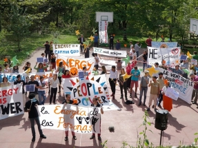 El Ejecutivo y el coronavirus le hacen la pinza a la participación ciudadana en la elaboración del Plan Nacional de Energía y Clima
