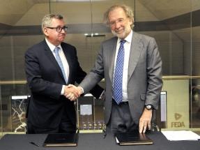 Solo un 33% de la electricidad que Endesa suministrará al Principado de Andorra será de origen renovable