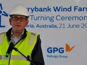Naturgy inicia la construcción de un parque eólico de 180 megavatios en Australia