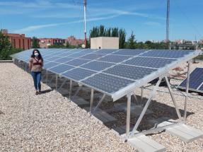 El generador fotovoltaico bifacial más antiguo del mundo tiene 34 años, está en Madrid y sigue operativo