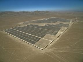 La multinacional española X-Elio inaugura su primera planta solar en Chile