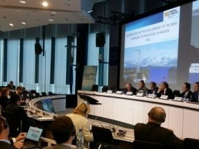 Aragón une fuerzas en Europa para impulsar el hidrógeno
