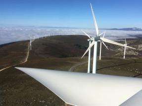Caja Rural de Navarra e Iberdrola promueven cuatro parques eólicos en la comunidad foral