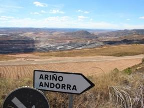 El Gobierno de Aragón trabaja con Samca para acelerar los proyectos alternativos a la minería energética