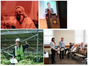 Miradas compartidas desde la investigación y el sector fotovoltaico
