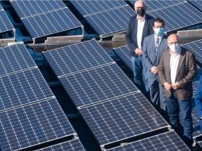 Gran Canaria ahonda en su apuesta por el binomio renovables-desalación