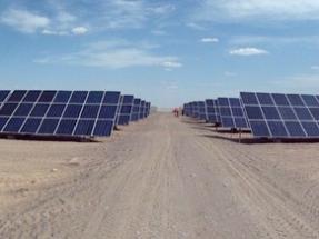 El mayor parque solar fotovoltaico de Australia lleva la Marca España