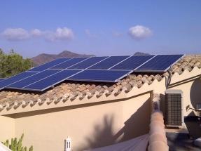 La Comunidad Valenciana subvencionará hasta en un 65% las instalaciones de energías renovables