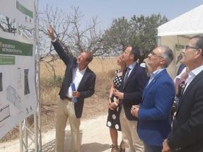 Murcia almacenará electricidad con un sistema de baterías de ión litio de dos megas