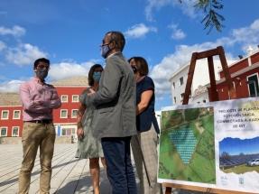El Govern balear financiará parte de la primera planta fotovoltaica de participación ciudadana de Menorca