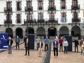 Constituida en Azpeitia la primera cooperativa energética impulsada por la sociedad pública vasca Ekiola