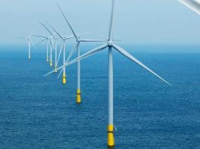 Ørsted conecta el parque eólico marino más grande de la Unión Europea