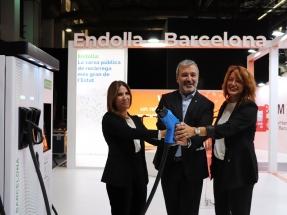 Barcelona prevé invertir 12 millones de euros para instalar 3.300 puntos de recarga públicos para vehículos eléctricos
