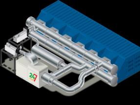 Una nueva batería térmica ayuda a las empresas mineras a deshacerse del diésel