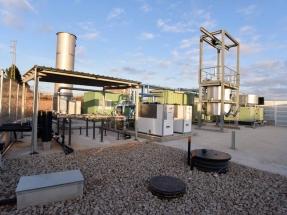 Naturgy inyecta por primera vez biometano de vertedero en la red de distribución
