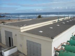 Gran Canaria apuesta por el autoconsumo solar para abastecer de electricidad a su desaladora de Bocabarranco