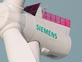 Siemens firma su primer parque eólico marino llave en mano