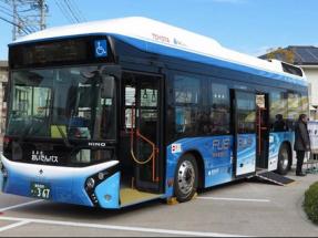 Japón avanza de la mano de Toyota hacia la movilidad ferroviaria impulsada por hidrógeno