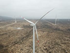 Mainstream quiere máquinas Senvion para sus parques eólicos de Chile