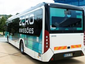 Los autobuses cero ceodós de la portuguesa CaetanoBus llevarán también la marca Toyota