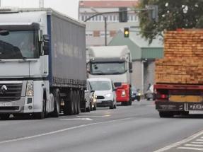 El 22% de las emisiones del transporte por carretera sale de los tubos de escape de los camiones