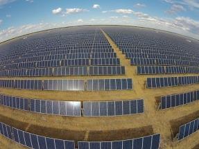 FRV inaugura en Australia el enorme campo solar Moree