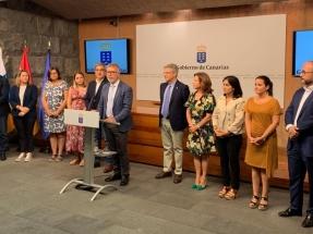 El Gobierno de Canarias declara el estado de emergencia climática en las Islas