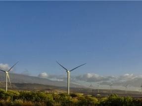 Iberdrola pondrá en marcha en la isla de Tenerife un parque eólico de diez megavatios