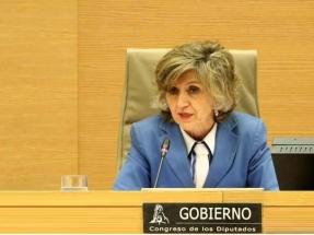 La ministra de Sanidad avanza que España presentará un Plan Nacional de Salud y Medio Ambiente en la próxima Cumbre del Clima de la ONU
