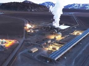 Chile inaugura la primera central geotérmica a gran escala que se contruye a 4.500 metros de altitud