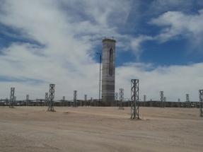 El complejo solar Cerro Dominador producirá electricidad durante las 24 horas del día