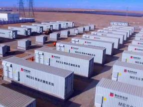 China acapara más del 17% del almacenamiento mundial de energía