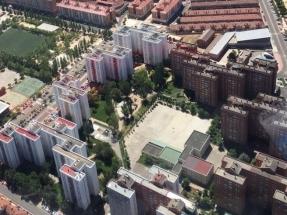 El proyecto europeo CityFiED apuesta por alimentar con biomasa y gas la red de distrito de Torrelago
