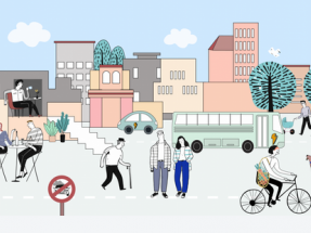 Tres de cada cuatro ciudadanos españoles no quiere volver a la contaminación