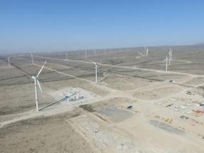 La multinacional vasca GES pone en marcha un parque eólico de 200 megavatios en México
