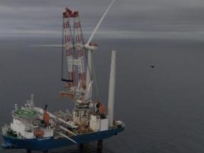 La eólica vasca toma posiciones en el parque marino más grande de Estados Unidos