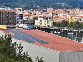 Los pescadores de Bermeo apuestan por el autoconsumo de energía solar