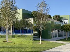Brains, primer colegio de obra nueva en España en contar con la certificación Passivhaus Plus