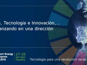 Energía, digitalización y fondos Next Generation, ejes del IX Smart Energy Congress, que arranca la próxima semana