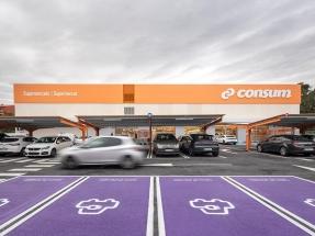 Endesa X instalará 110 puntos de recarga de vehículo eléctrico en 55 súpermercados Consum