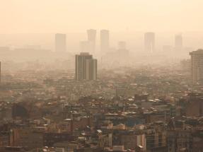 Contaminación por nitrógeno, ozono y azufre: plan de actuación común para todas las administraciones